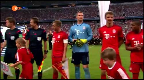 Manuel Neuer – FCB v Real Madrid 2