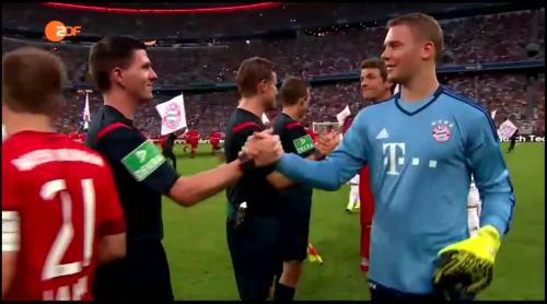 Manuel Neuer – FCB v Real Madrid 5