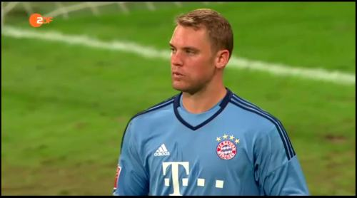 Manuel Neuer – FCB v Real Madrid 7
