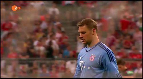 Manuel Neuer – FCB v Real Madrid 8