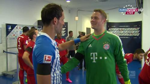 Manuel Neuer – TSG v FCB 1