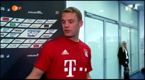 Manuel Neuer – TSG v FCB 11