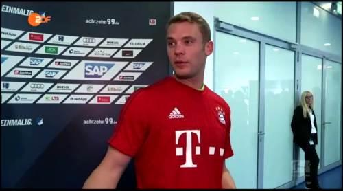 Manuel Neuer – TSG v FCB 12