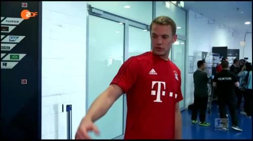 Manuel Neuer – TSG v FCB 13