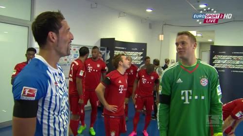 Manuel Neuer – TSG v FCB 2