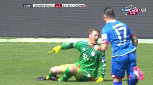 Manuel Neuer – TSG v FCB 5