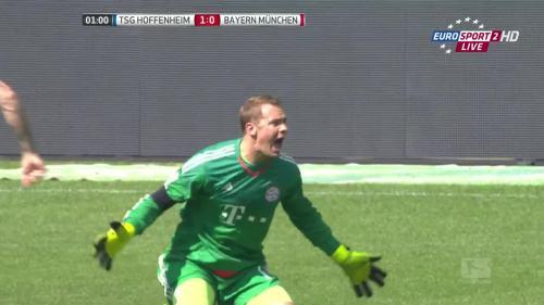 Manuel Neuer – TSG v FCB 6