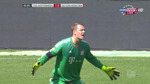 Manuel Neuer – TSG v FCB 7