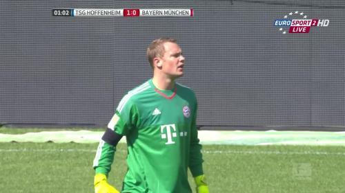 Manuel Neuer – TSG v FCB 8