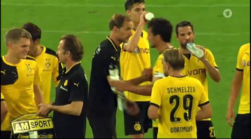 Mathias Ginter – BVB v WAC 2