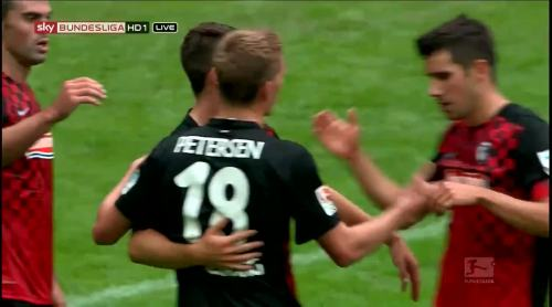 Nils Petersen - 1860 v SCF 2