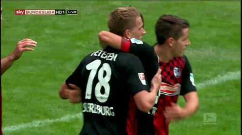 Nils Petersen - 1860 v SCF 3