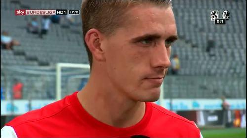 Nils Petersen - 1860 v SCF - post-match interview 4