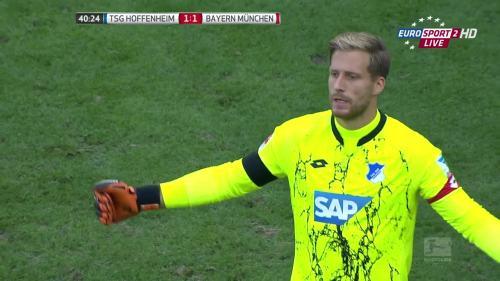 Oliver Baumann - TSG v FCB 1