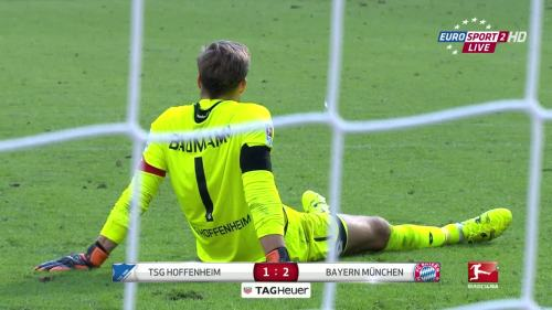 Oliver Baumann - TSG v FCB 2