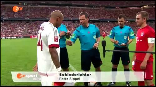 Philipp Lahm – Bayern v AC Milan