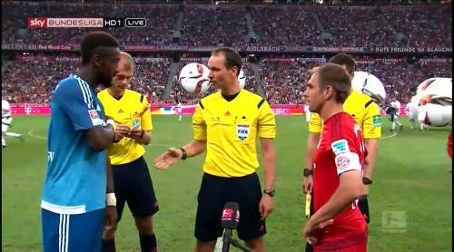 Philipp Lahm – Bayern v HSV 1