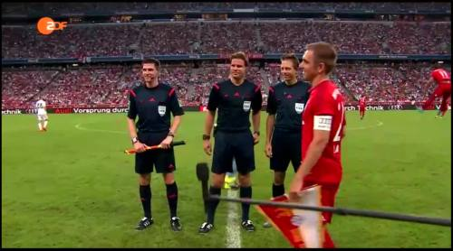 Philipp Lahm – FCB v Real Madrid 3