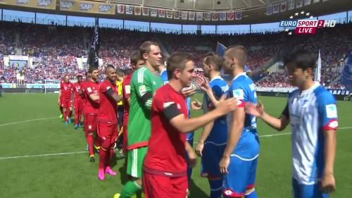 Philipp Lahm – TSG v FCB 2