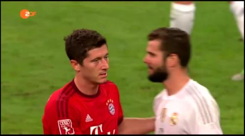 Robert Lewandowski – FCB v Real Madrid 1