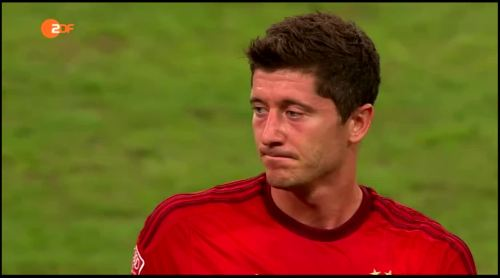 Robert Lewandowski – FCB v Real Madrid 3