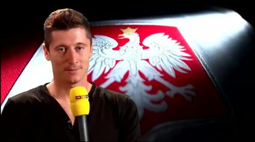 Robert Lewandowski - RTL interview 1