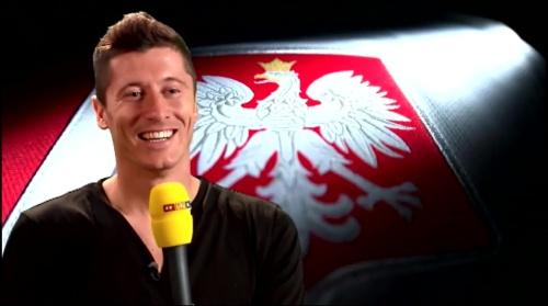 Robert Lewandowski - RTL interview 2
