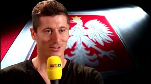 Robert Lewandowski - RTL interview 4
