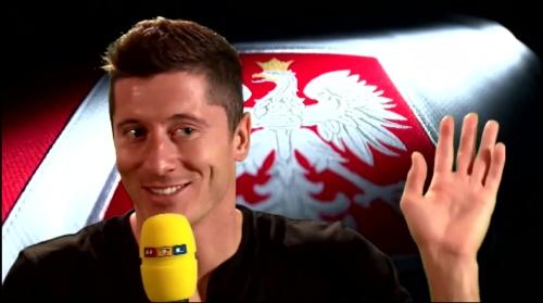 Robert Lewandowski - RTL interview 5
