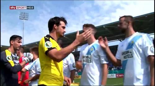 Roman Bürki - Chemnitzer FC v BVB 1