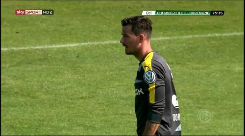 Roman Bürki - Chemnitzer FC v BVB 11