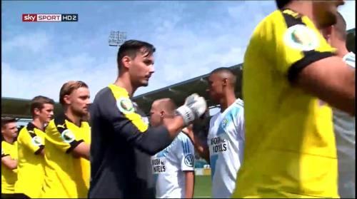 Roman Bürki - Chemnitzer FC v BVB 2