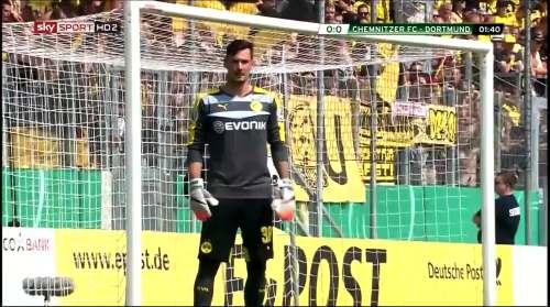 Roman Bürki - Chemnitzer FC v BVB 3
