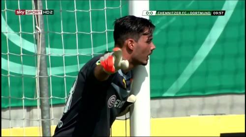 Roman Bürki - Chemnitzer FC v BVB 4