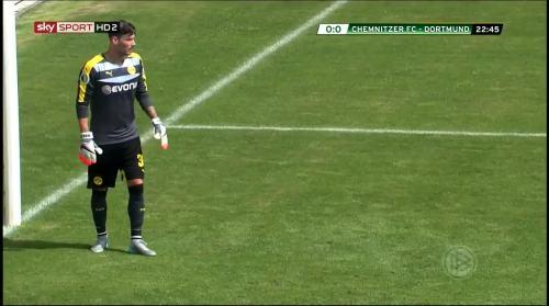Roman Bürki - Chemnitzer FC v BVB 5