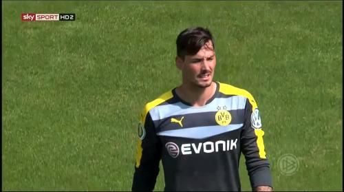 Roman Bürki - Chemnitzer FC v BVB 6