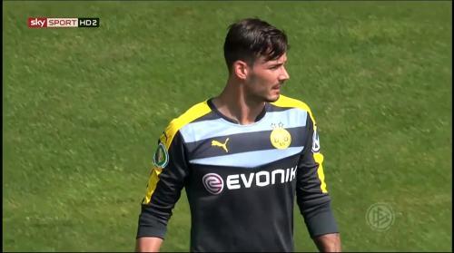 Roman Bürki - Chemnitzer FC v BVB 7