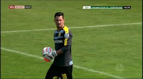 Roman Bürki - Chemnitzer FC v BVB 9