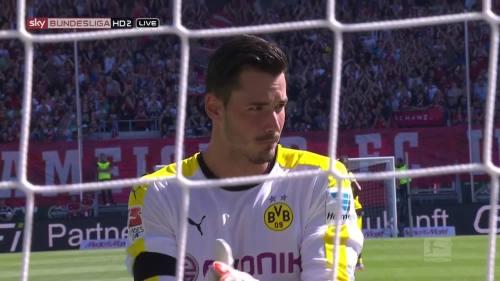 Roman Bürki – Ingolstadt v BVB 1