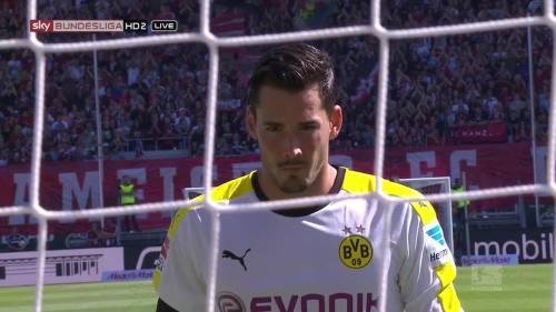 Roman Bürki – Ingolstadt v BVB 2