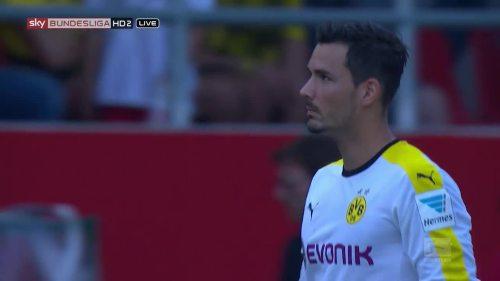 Roman Bürki – Ingolstadt v BVB 3