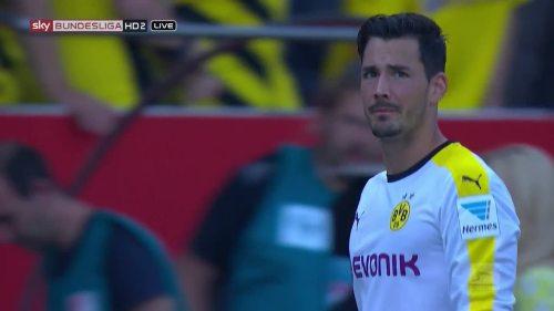 Roman Bürki – Ingolstadt v BVB 4