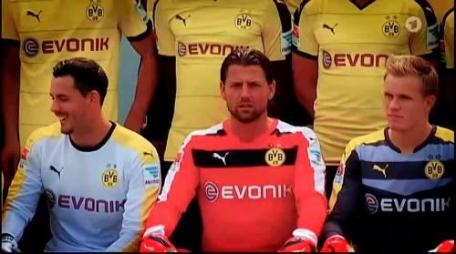 Roman Bürki & Roman Weidenfeller – BVB v WAC 1