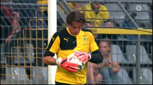 Roman Weidenfeller – BVB v WAC 1