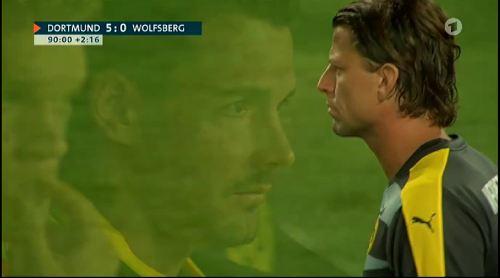 Roman Weidenfeller – BVB v WAC 7