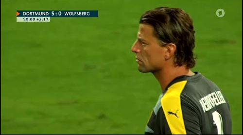Roman Weidenfeller – BVB v WAC 8