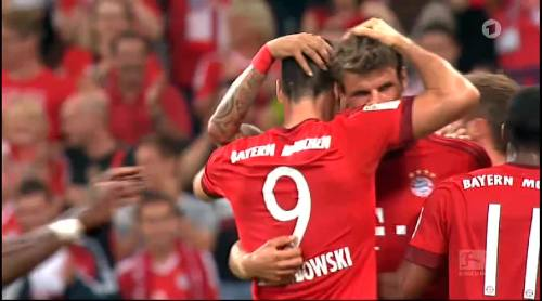 Thomas Müller – Bayern v HSV 3