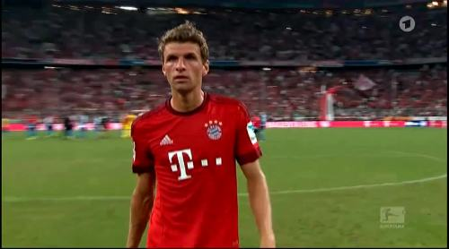 Thomas Müller – Bayern v HSV 7