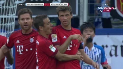 Thomas Müller – TSG v FCB 1