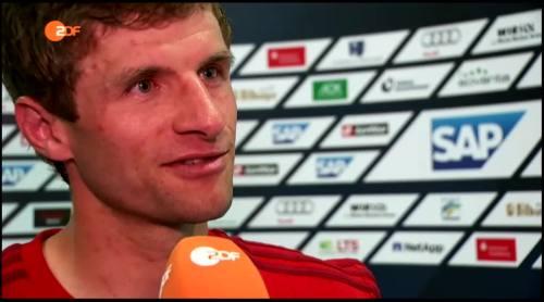 Thomas Müller – TSG v FCB 2